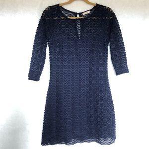 Halo Lace Dress